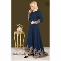 maxi dress long dress arabian dress wanita