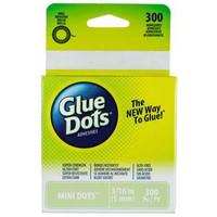 Mini Glue Dots Roll, 0.5 cm (300 dots/roll)