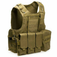 Rompi Army Body Vest Tactical