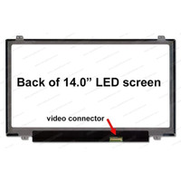 Layar LCD LED laptop ASUS X453S X453SA X453SA-WX SERIES