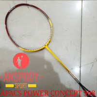 RAKET BADMINTON APACS POWER CONCEPT 998