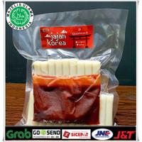 Paket SE Topoki/Toppoki/Tteokbokki/Topokki dan saos jajan korea