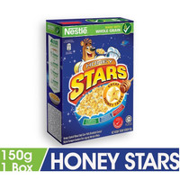 Nestle Honey Stars Sereal Madu Bentuk Bintang 150gr