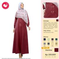Rabbani Dresslim Kenina Gamis Baju Muslim Wanita