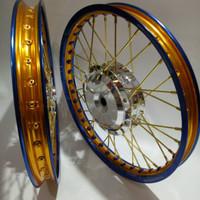 Sepaket Pelek Velg TDR Ring 17 Matic Beat Vario Mio Dll Bonus Cakram