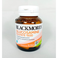 Blackmores Black Mores Glucosamine Sulfate 1500mg Kalbe isi 30 Tablet