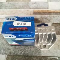 Kiprok regulator spin 125 suzuki