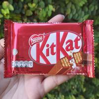 ecer NESTLE Kitkat Cokelat 4f Kitkat halal coklat 4 finger