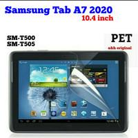PET Screen Guard Samsung Tab A7 2020 10.4 inch Antigores Anti Gores