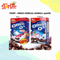 Cereal / Cemilan OREO O's Cereal with mashmallow 250g - Made In Korea