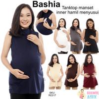 Bashia – Inner tanktop manset hamil menyusui turtle neck Estila Mama