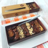 Brownies Premium Surabaya Mix-Pack Bite Ardy