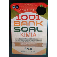COMPLETE 1001 BANK SOAL KIMIA SMA KELAS X, XI, & XII