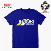 Kaos Baju Motogp Suzuki ECSTAR Team Kaos Otomotif - Karimake