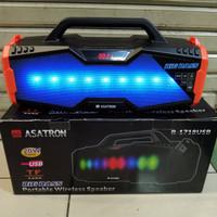 Big bass speaker Asatron R 1718 Bluetooth