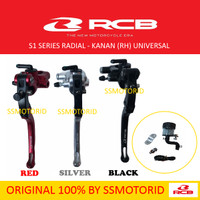 Master Rem Handle Kanan RCB S1 Radial 14mm Nmax Aerox Lexi PCX