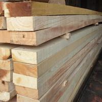 Balok 6×12×4 kayu PK