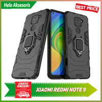 Hard Case Kickstand Magnetic I Ring Xiaomi Redmi Note 9