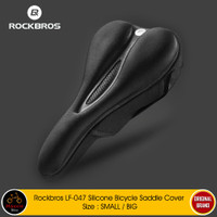 ROCKBROS LF-047 Bicycle Saddle Cover-Sarung Sadel-Jok Sepeda -2 ukuran