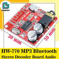 MP3 Bluetooth HW770 Decoder Audio Amplifier Lossless HW-770