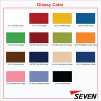 SEVEN ACP PVDF 4 mm Glossy Alloy 1100
