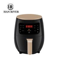 Han River Air Fryer Penggorengan Elektrik Penggorengan Tanpa Minyak