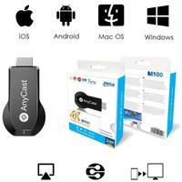 Anycast M100 4k Hd Wifi Dongle Display Wireless