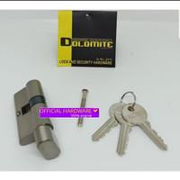 PROMO SILINDER DOLOMITE TC 60 MM (ORIGINAL) / KUNCI PINTU /ANAK KUNCI