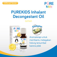 Pure Kids Inhalant Decongestant Oil 10ml
