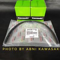 Karet Trim Lis Duct Airscoop Fairing Ninja RR Old Ori Kawasaki