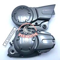 Bak kopling kiri plus blok magnet kanan yamaha RX king new block mesin