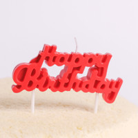 Candle Sambung Happy Birthday