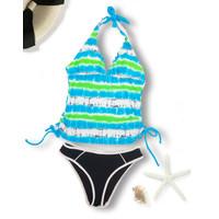 Baju Renang Swimwear Tankini Dewasa TKD110 - M