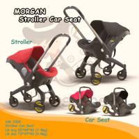 PROMO Morgan Car Seat Stroller Baby Bayi Anak Portable New Born Travel