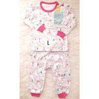 Baju Bayi Libby Setelan Panjang S, M, L 6-24 bulan GIRL