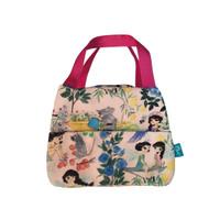 Lunch Bag / Cooler Bag Tas Bekal Secret Garden Pink Kamalika Artprints