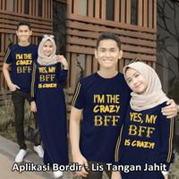 couple remaja BFF navy baju pasangan soulmate trendy murah cra at