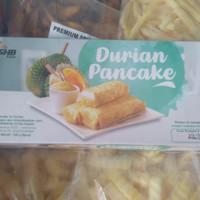 Durian Pancake SHB frozen Impor Siap makan