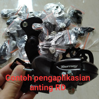 Anting RD Adaptor RD Jepit Jadul Minion MTB Sepeda Lipat