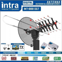 ANTENA TV DIGITAL REMOT DIGITAL/ANALOG ANTENA LUAR SUPER JERNIH