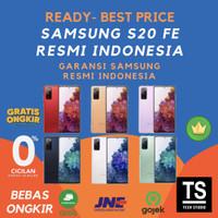(RESMI) Samsung Galaxy S20 FE Navy Lavender Red Mint Orange White