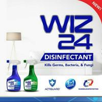 Wiz24 Disinfectant 450ml Spray Desinfektan Cair