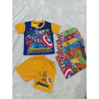 baju setelan anak laki laki buat usia 2-10 thn gambar ultra