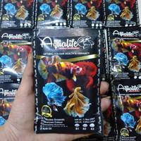 Pelet Premium Aqualife Betta Food pakan ikan cupang Dewasa
