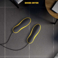 BAGUS Pengering Sepatu Elektrik Penghilang Bau Portable Shoes Dryer