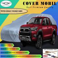 Selimut Sarung Body Cover Mobil Hilux Cabin Biante Triton