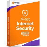 avast! Internet Security - 2 Years - 1 PC - License Global