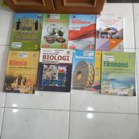 Paket Buku Program IPA SMA / SMAK 7 Penabur kelas XI