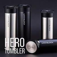 Lock&Lock Lock & and n Lock Hot and Cool Hero Tumbler 400ml 400 ml