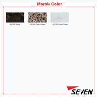SEVEN ACP PVDF 4 mm Marble Alloy 1100 0,3 mm